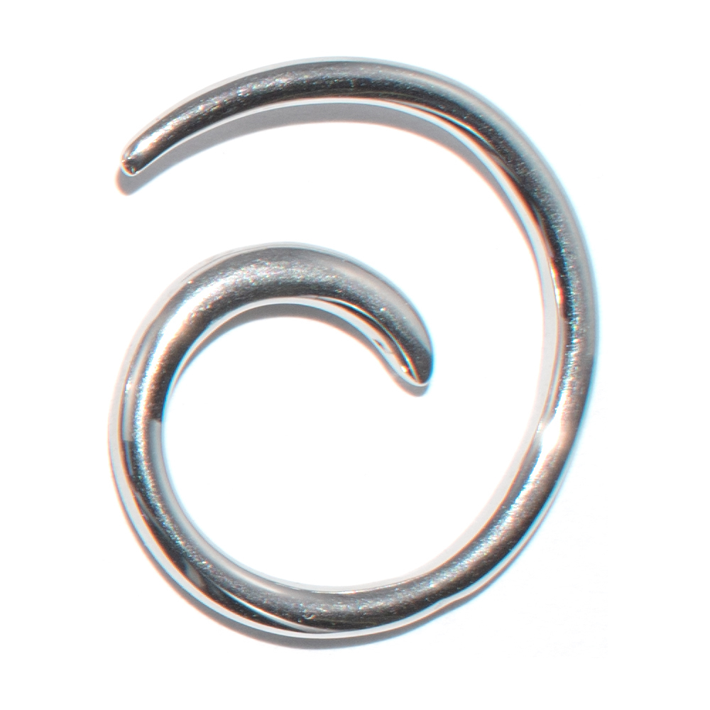 Stretcher snail made of surgical steel (2 mm)