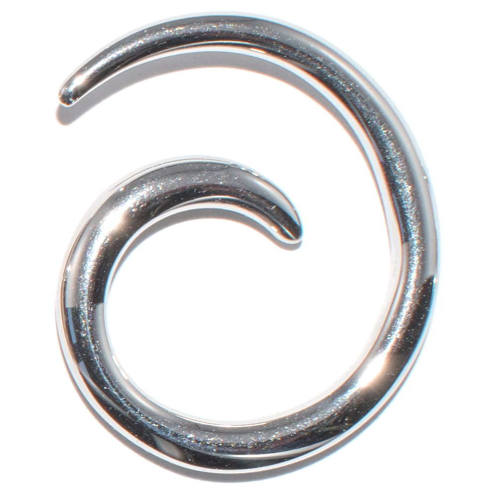 Stretcher snail made of surgical steel (3 mm) 1