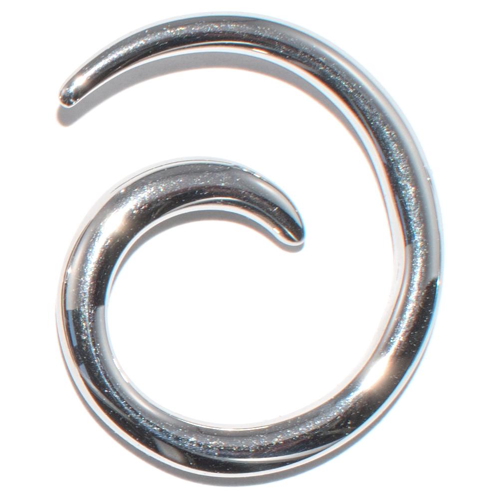 Dehnungsschnecke aus Chirurgenstahl (3 mm)