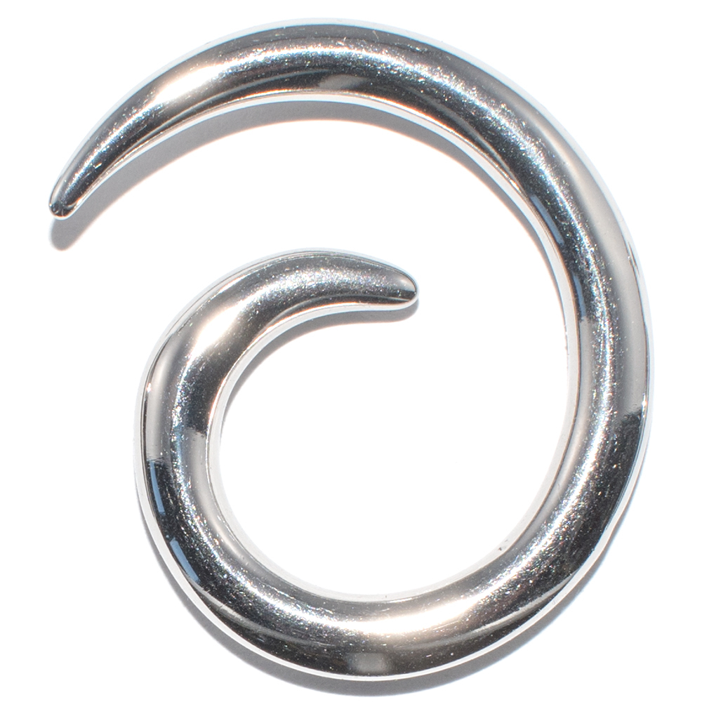 Stretcher snail made of surgical steel (4 mm) 1