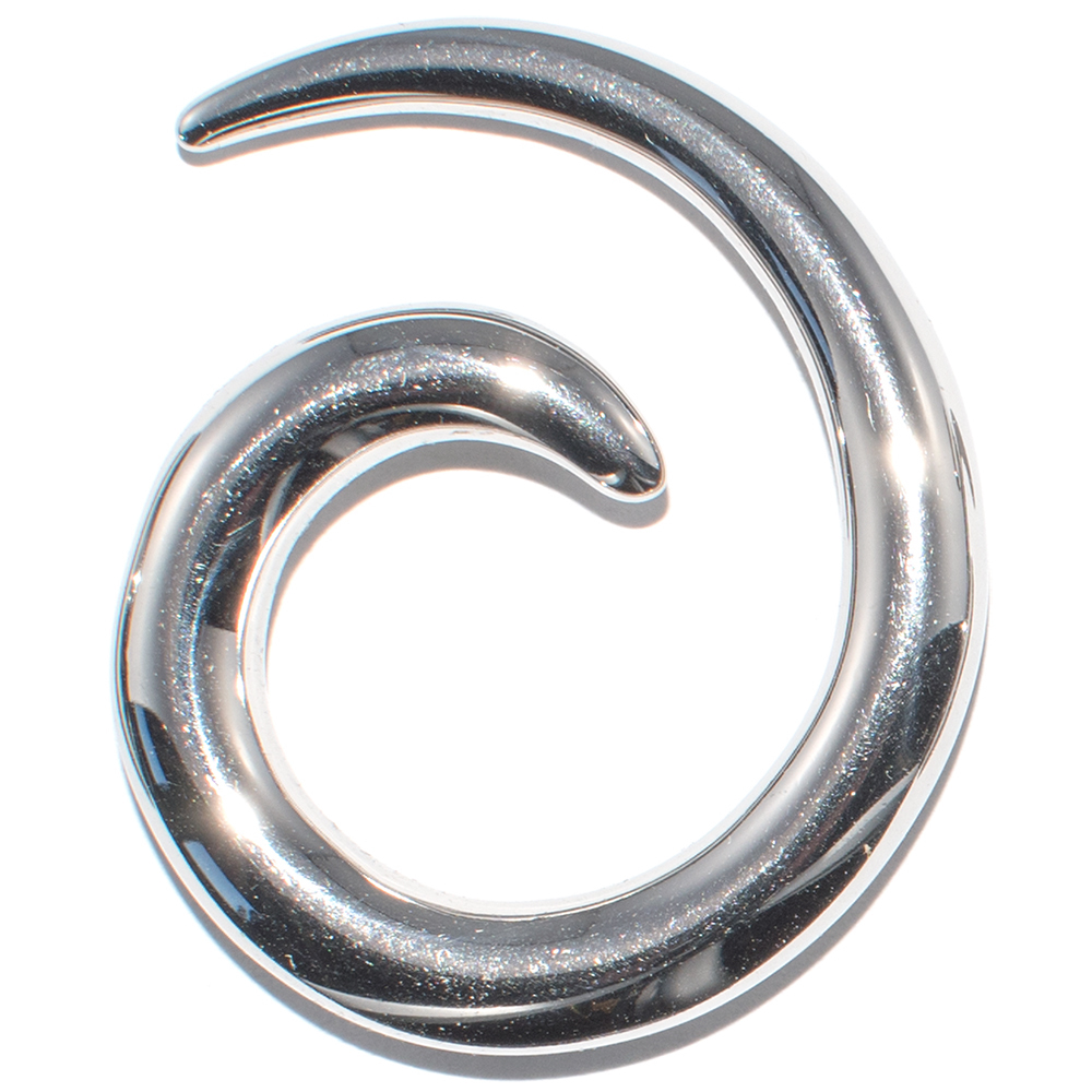 Stretcher snail made of surgical steel (5 mm)