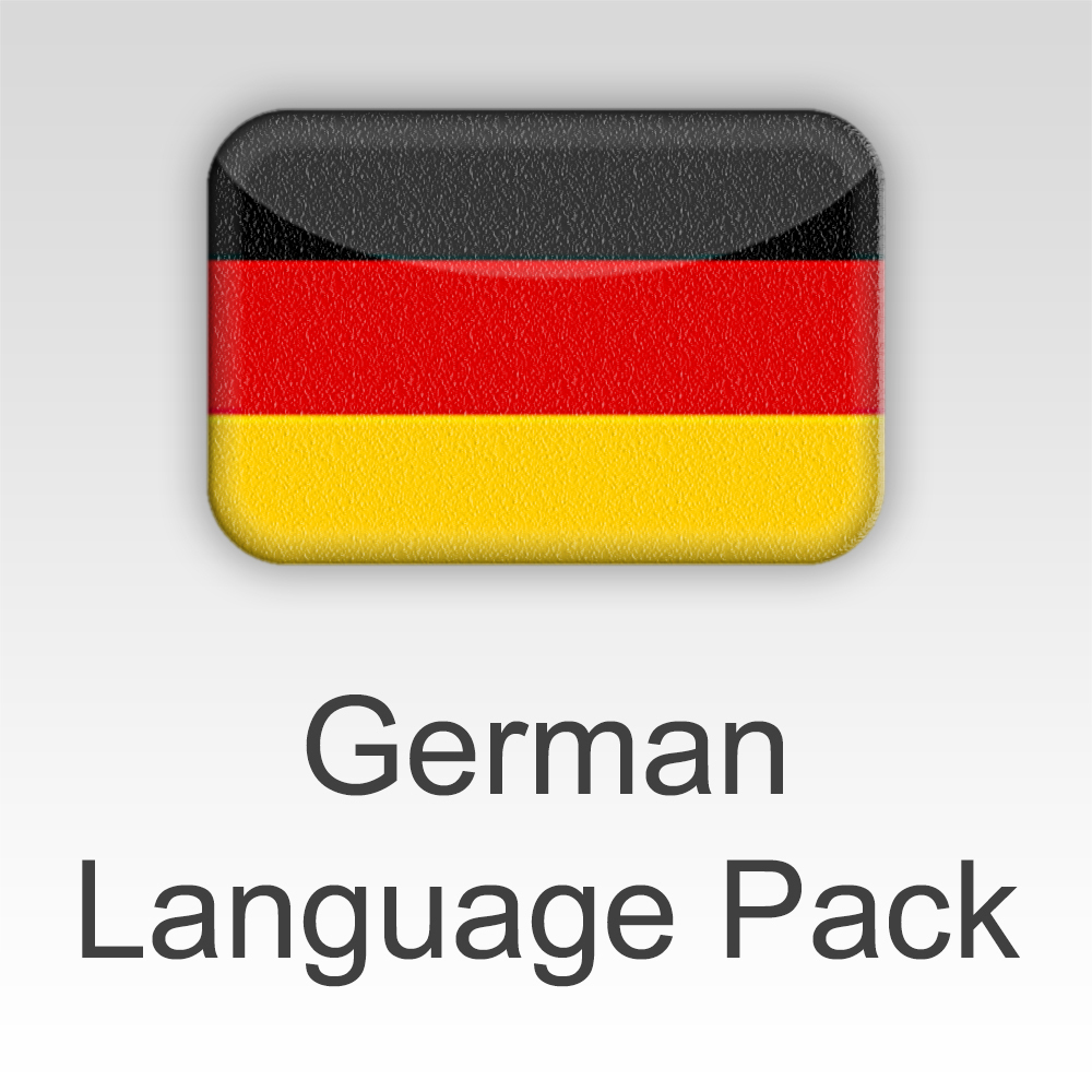 German Language Pack for Magento 2 1
