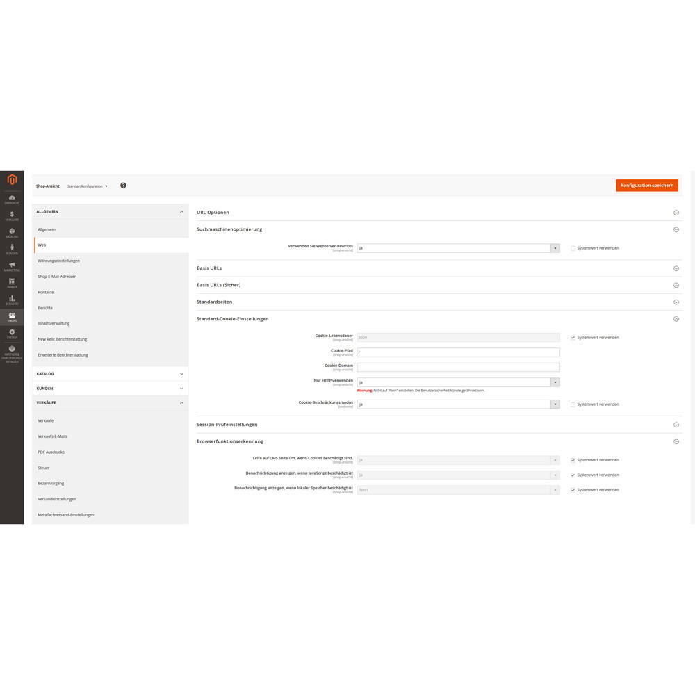 German Language Pack for Magento 2 5
