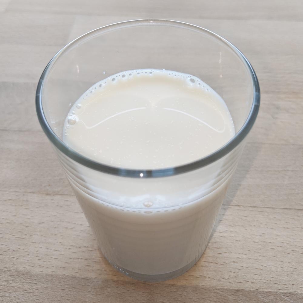 Almond milk 3