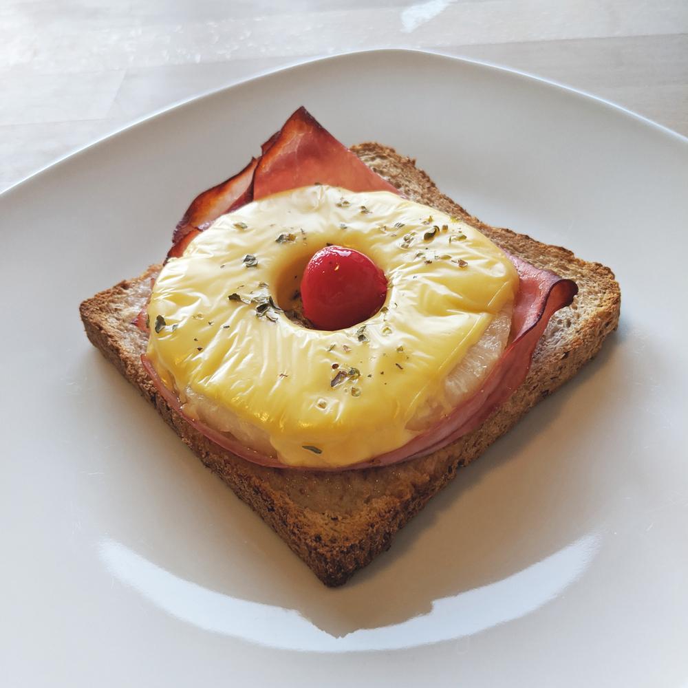 Hawaii toast 2